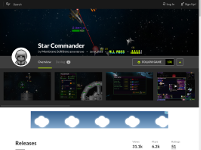 Star Commander on Game Jolt