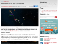 Freeware Garden: Star Commander on Rock, Paper, Shotgun